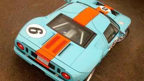 Coches de segunda mano: Ford GT Heritage Edition (II)
