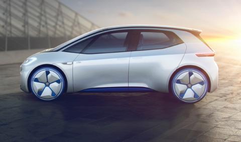 Volkswagen planea el compacto deportivo eléctrico I.D. GTI