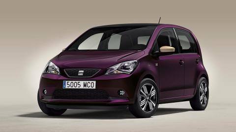 Este será el primer coche eléctrico de Seat