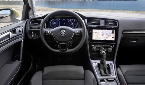 Nuevo VW Golf, sorprende por fuera... y por dentro