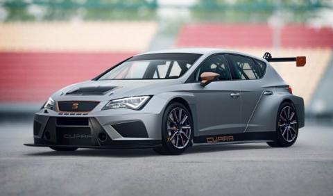 Seat León Cupra Evo 17: nuevo contrincante en el TCR Series