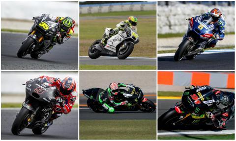 MotoGP 2017: ¿quién será el mejor piloto satélite?
