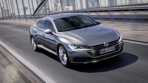 Volkswagen Arteon Elegance delantera
