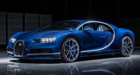 El Bugatti Chiron lleva vendidas 250 unidades