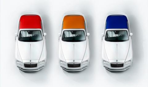 Rolls-Royce en el Salón de Ginebra