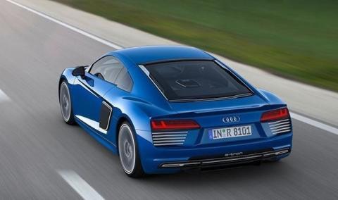 Audi estaría trabajando en un rival para el Valkyrie
