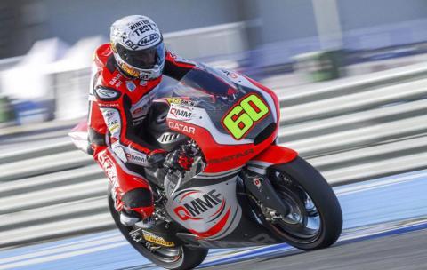 Julián Simón vuelve a Moto2: sustituirá a Iker Lecuona