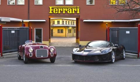 Ferrari celebra su 70º aniversario