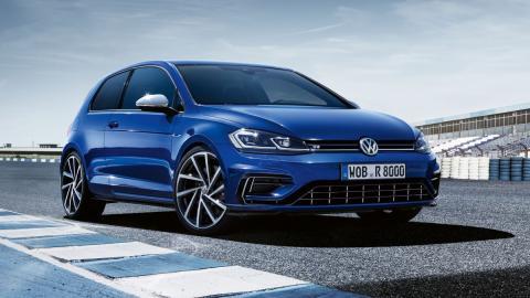 Volkswagen Golf R Performance 2017