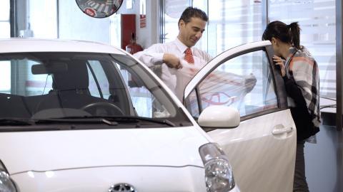 Toyota Care, la solución para cuidar tu coche sin esfuerzo