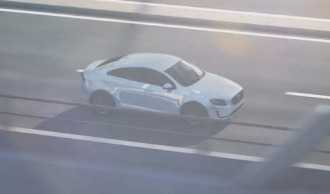 ¿Es este el futuro Volvo S40?