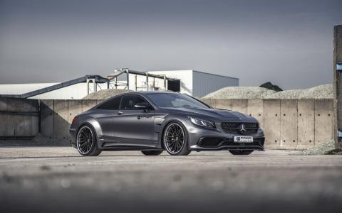 Mercedes Clase S Coupé Prior Design