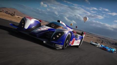 Esta es la Beta del próximo Gran Turismo Sport