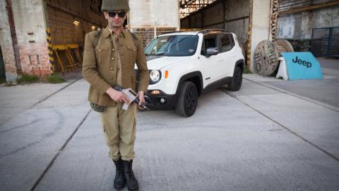 Presentación del Jeep Renegade 2017