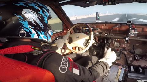 Vídeo: un Nissan Patrol sin límites y ¡2.500 CV!