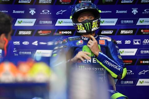 Valentino Rossi no es favorito al título según los expertos