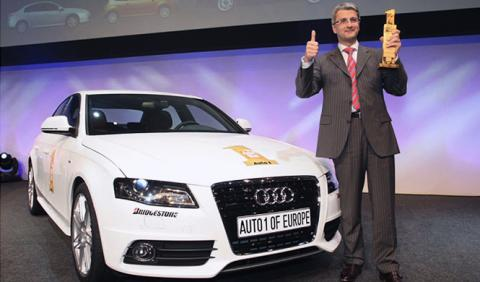 Registran el despacho de Rupert Stadler, CEO de Audi