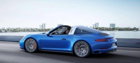 Porsche 911 2017, mejoras en la gama del modelo alemán