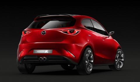 Mazda emplearía el motor rotativo para su coche eléctrico