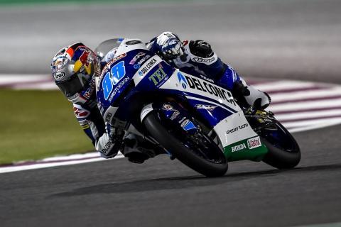 Parrilla de salida Moto3 Qatar 2017: máxima igualdad