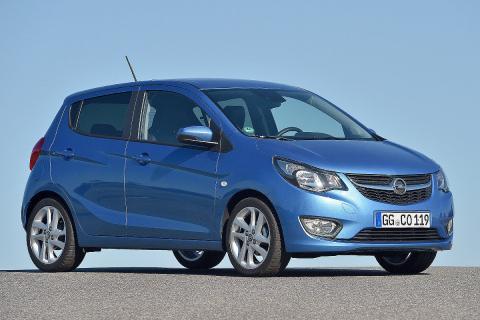 Pequeños: 434 puntos para el Citroën C1, 477 para el Opel Karl...