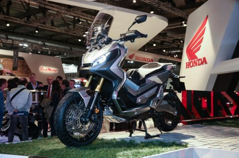 Honda y KYMCO presentarán sus novedades en Motoh! 2017