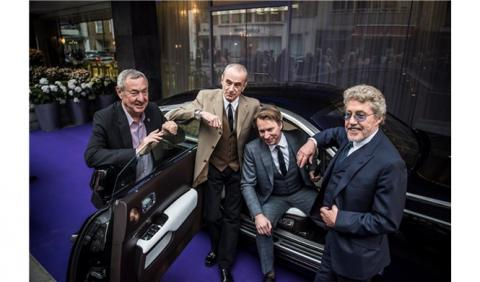 Rolls-Royce 'Inspired by Music'