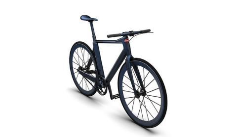 Bugatti presenta su bicicleta, sin límites en lo exclusivo