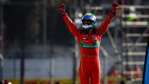 Fórmula E 2017, México: Di Grassi reina en medio del caos