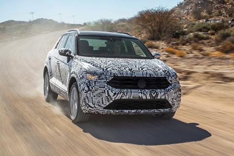 Prueba: Volkswagen T-Roc 2017