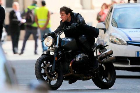 Ya conocemos la moto de 'Misión Imposible 6'