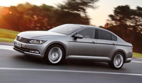 Corea del Sur envía modelos de Volkswagen a Alemania
