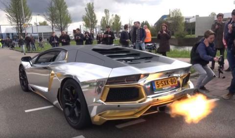 Vídeo: así suena un Aventador con escape Capristo
