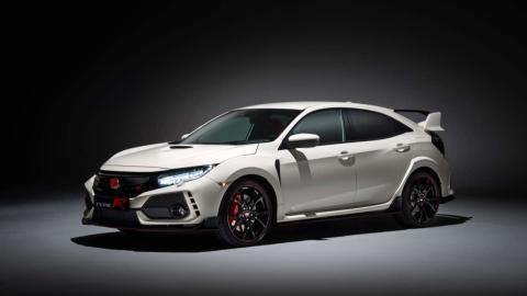 Un Honda Civic Type R más barato para 2018