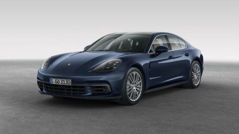 Estados Unidos pide un Porsche Panamera de cinco plazas