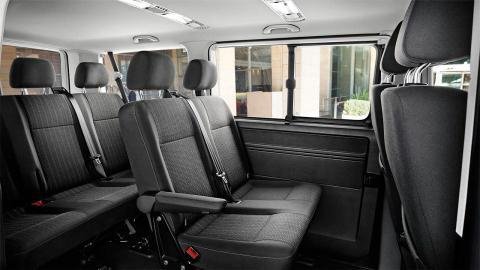 Prueba Volkswagen Caravelle 2016 2.0 TDI 150 CV
