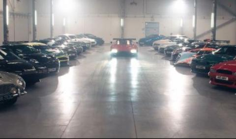 Vídeo: el mejor debut de la planta St Athan de Aston Martin