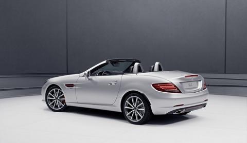 """El coche que quiere """"cargarse"""" Mercedes"""