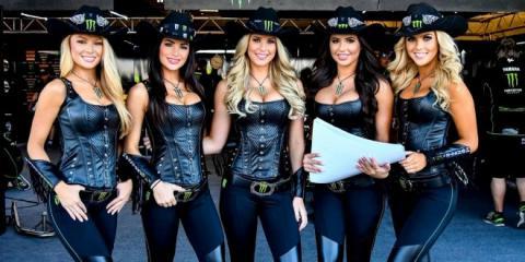 Jerez le pide a Dorna que elimine las azafatas de MotoGP