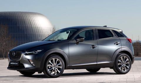 Prueba Mazda CX-3 Senses Edition 2.0 Skyactiv-G 120 CV