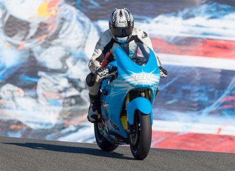 MotoGP mira a las motos eléctricas: empiezan las pruebas