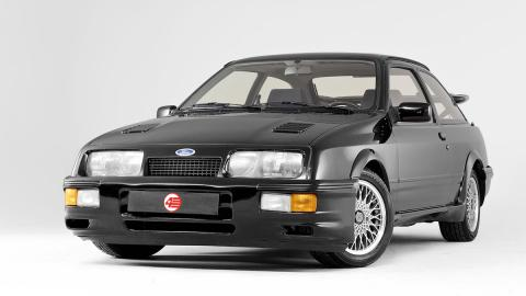Ford Sierra RS Cosworth deportivo compacto
