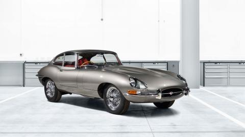 Jaguar E-Type Reborn (I)