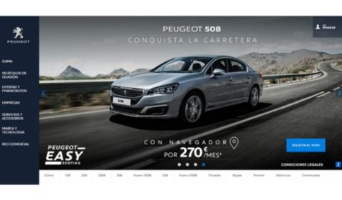 Configurador de Peugeot: así funciona (paso a paso)