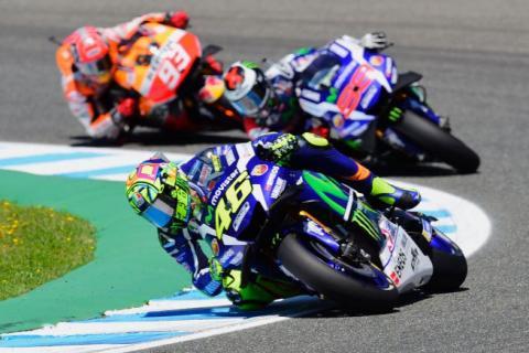 Los horarios de MotoGP, Jerez 2017