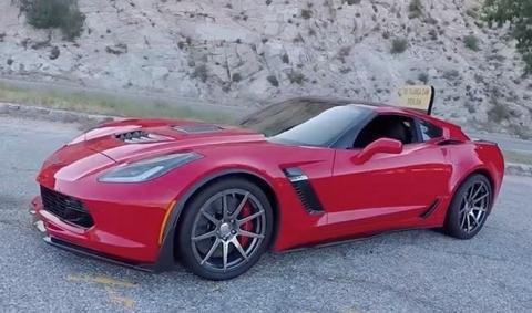 Vídeo: Chevrolet Corvette AeroWagen, ¡da miedo!
