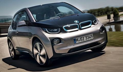 Los coches eléctricos más vendidos en abril de 2017