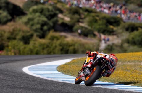 Cómo ver online MotoGP Jerez 2017