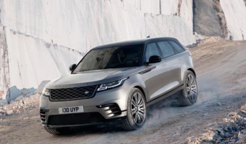 El Range Rover Velar debuta en el Salón de Barcelona