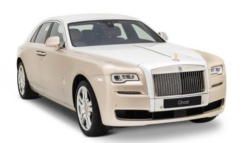 Rolls-Royce Wisdom Collection